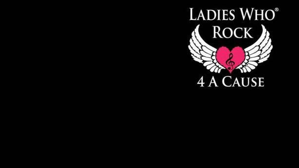 Sharon Lia - Sharon Lia Band - Ladies Who Rock 4 A Cause . org
