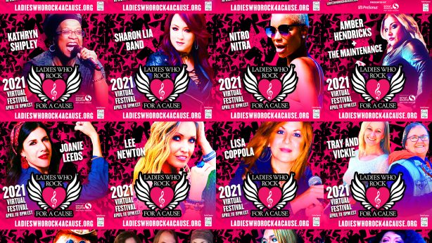 2021 Ladies Who Rock 4 A Cause Virtual Festival